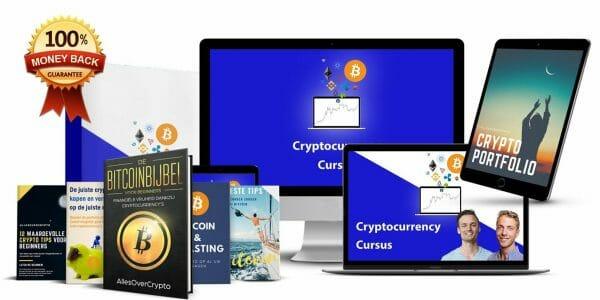 Mockup Crypto Masterclass