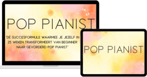 Pop Mastertraining piano