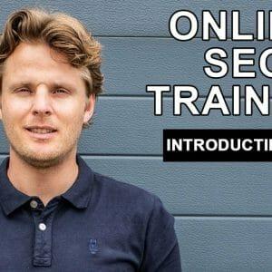Online SEO training van SEO-Hulp