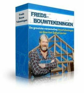 Fred's Bouwtekeningen - meer dan 10.000 tekeningen