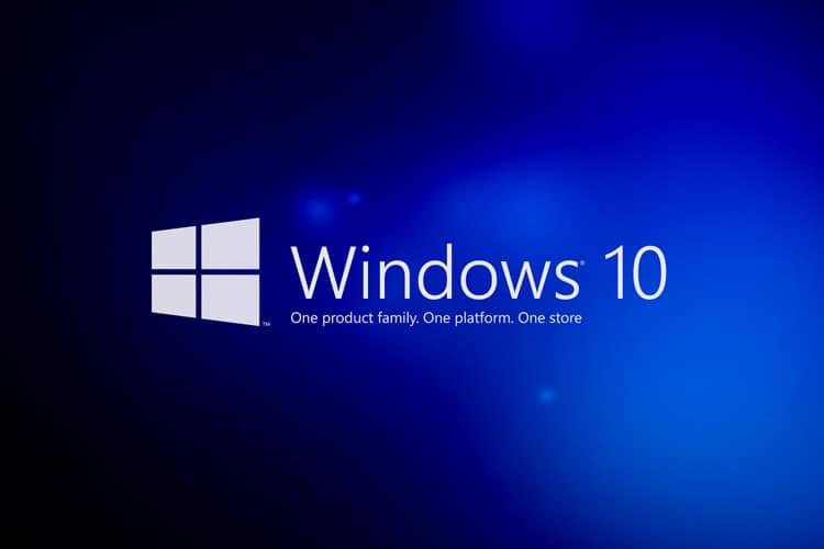 Cursus windows 10