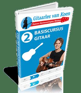 Basiscursus gitaar leren spelen