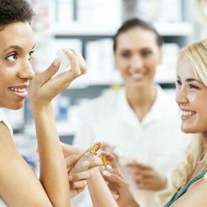 Vakopleiding Parfumerie